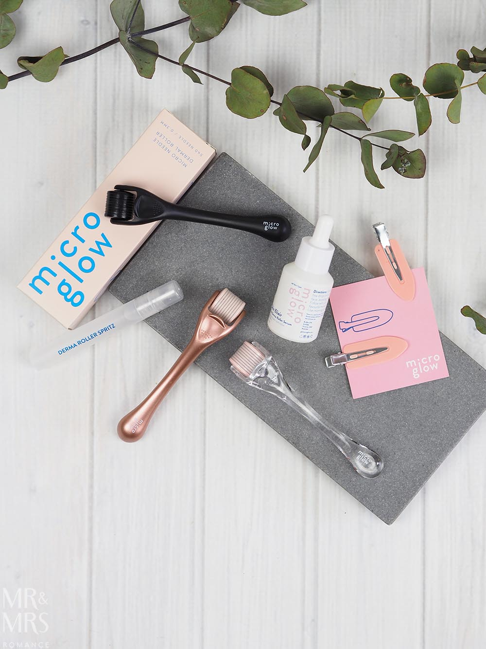 Microglow - Cosmetics gift ideas