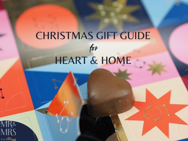 Christmas gift guide homewares and food