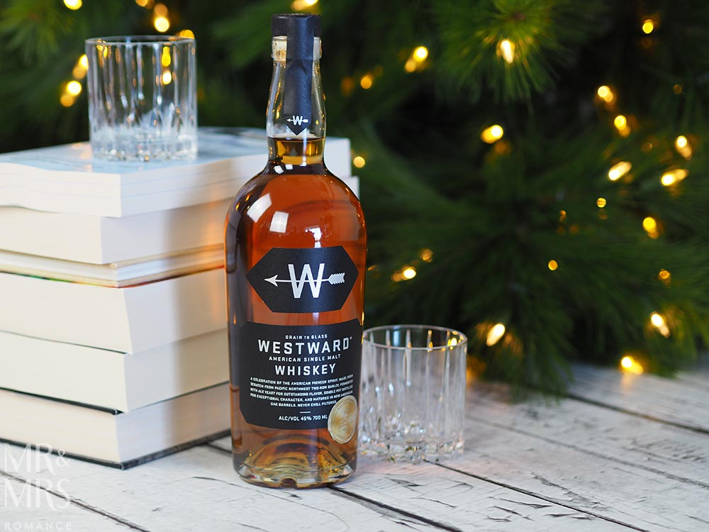 Christmas gift guide - Westward wiskey