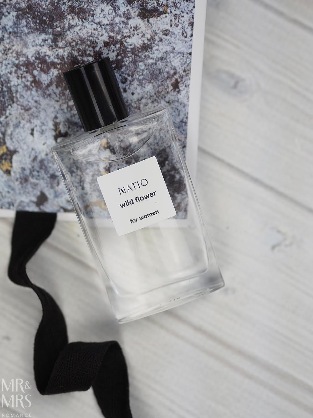 Christmas gift guide - Natio perfume