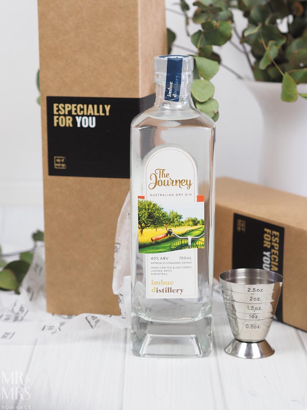 Christmas gift guide - Imbue gin Nip of Courage