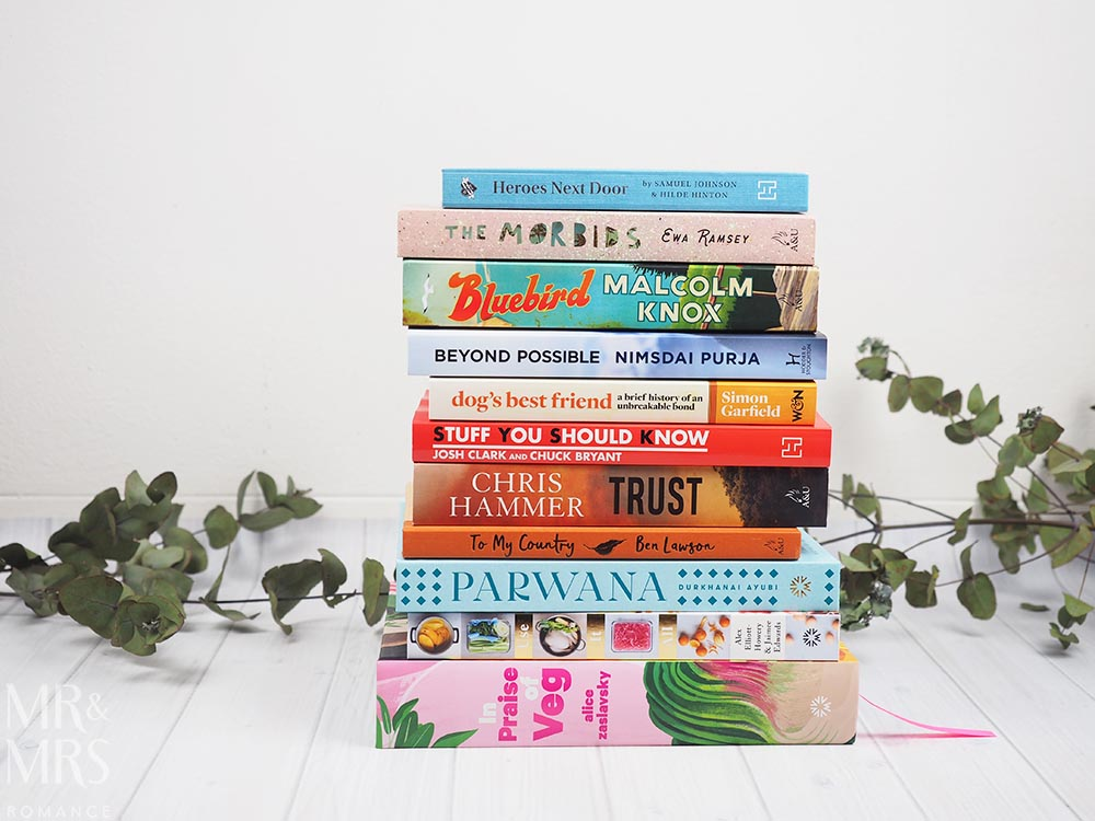 Christmas gift guide - books