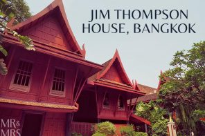 Visiting Jim Thompson House – the soldier, the sailor, the spy and the screenplay