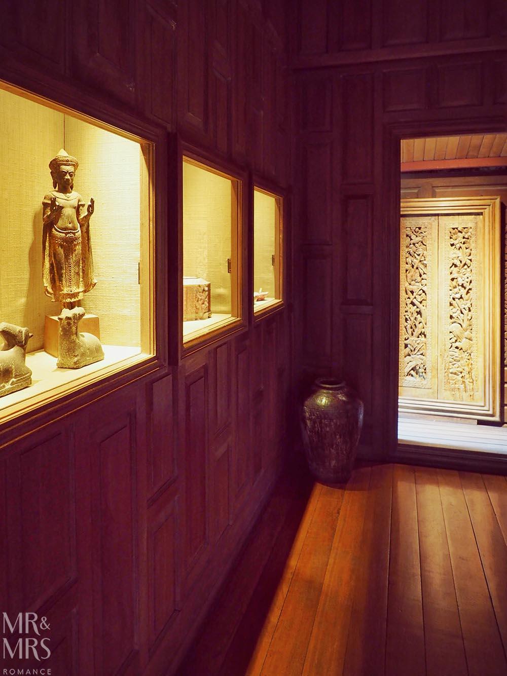 Jim Thompson House, Bangkok - artefacts