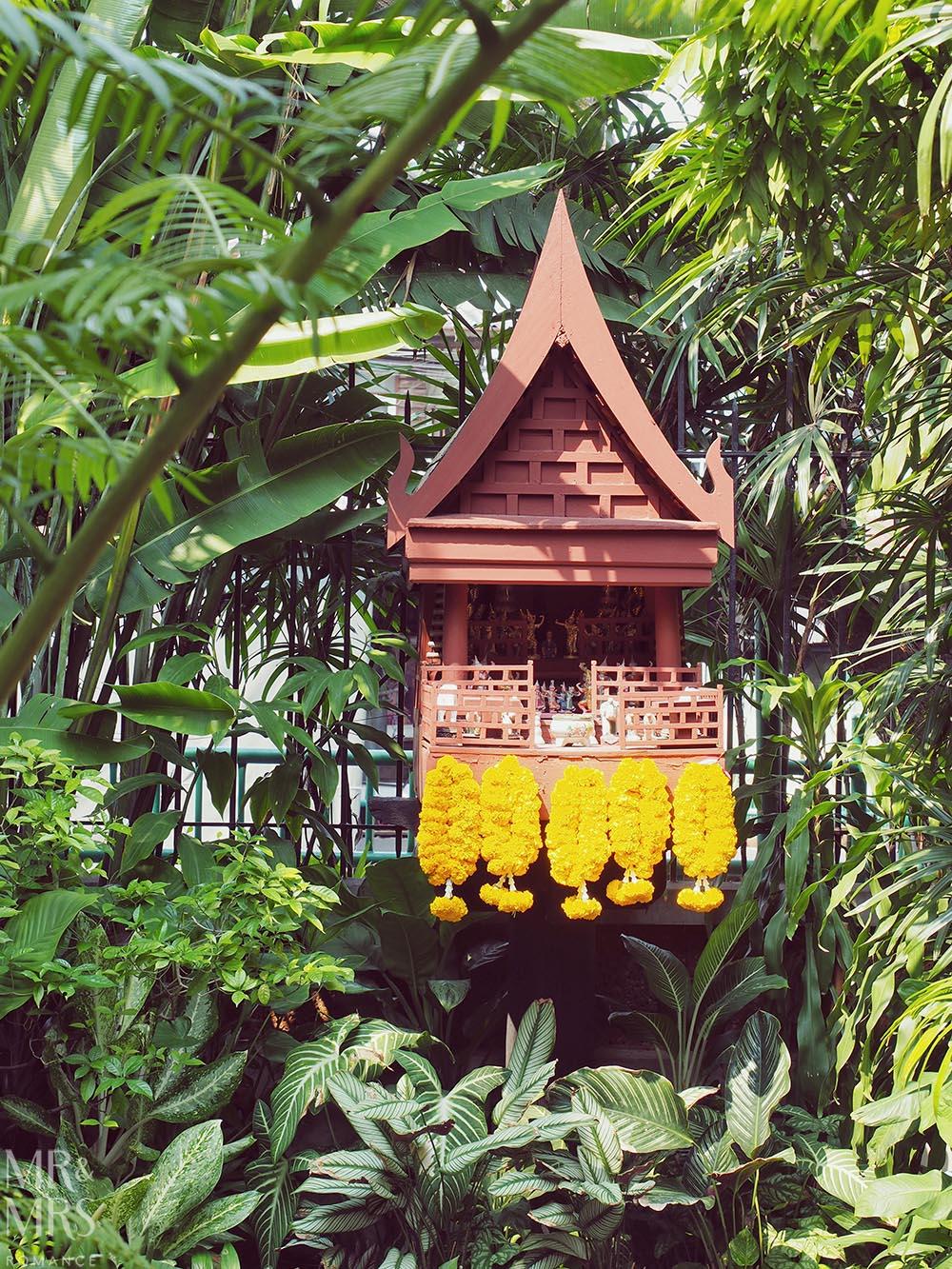 Jim Thompson House, Bangkok - shrine