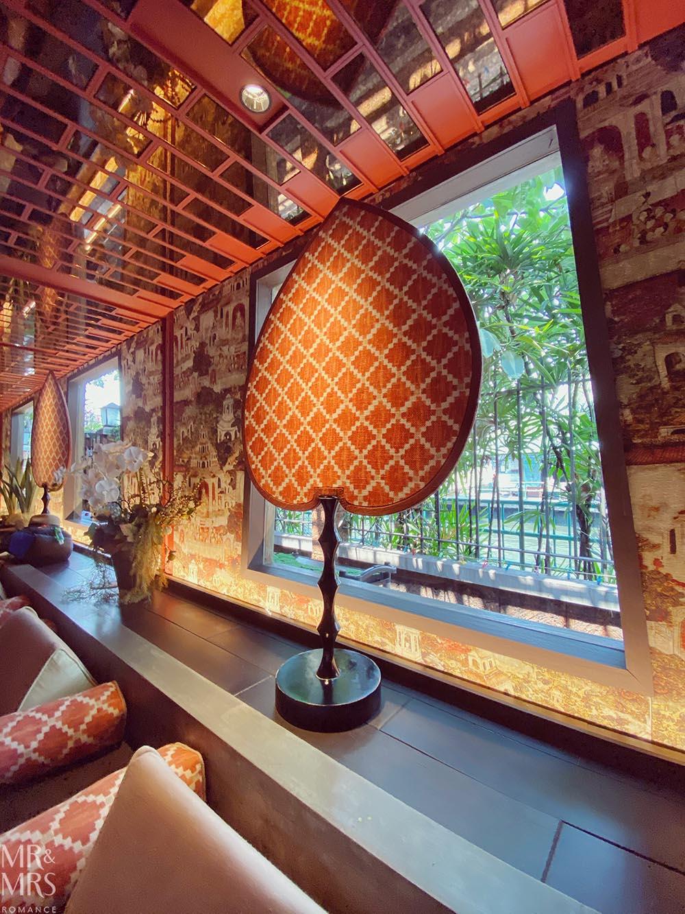 Jim Thompson House, Bangkok - Jim Thompson restaurant