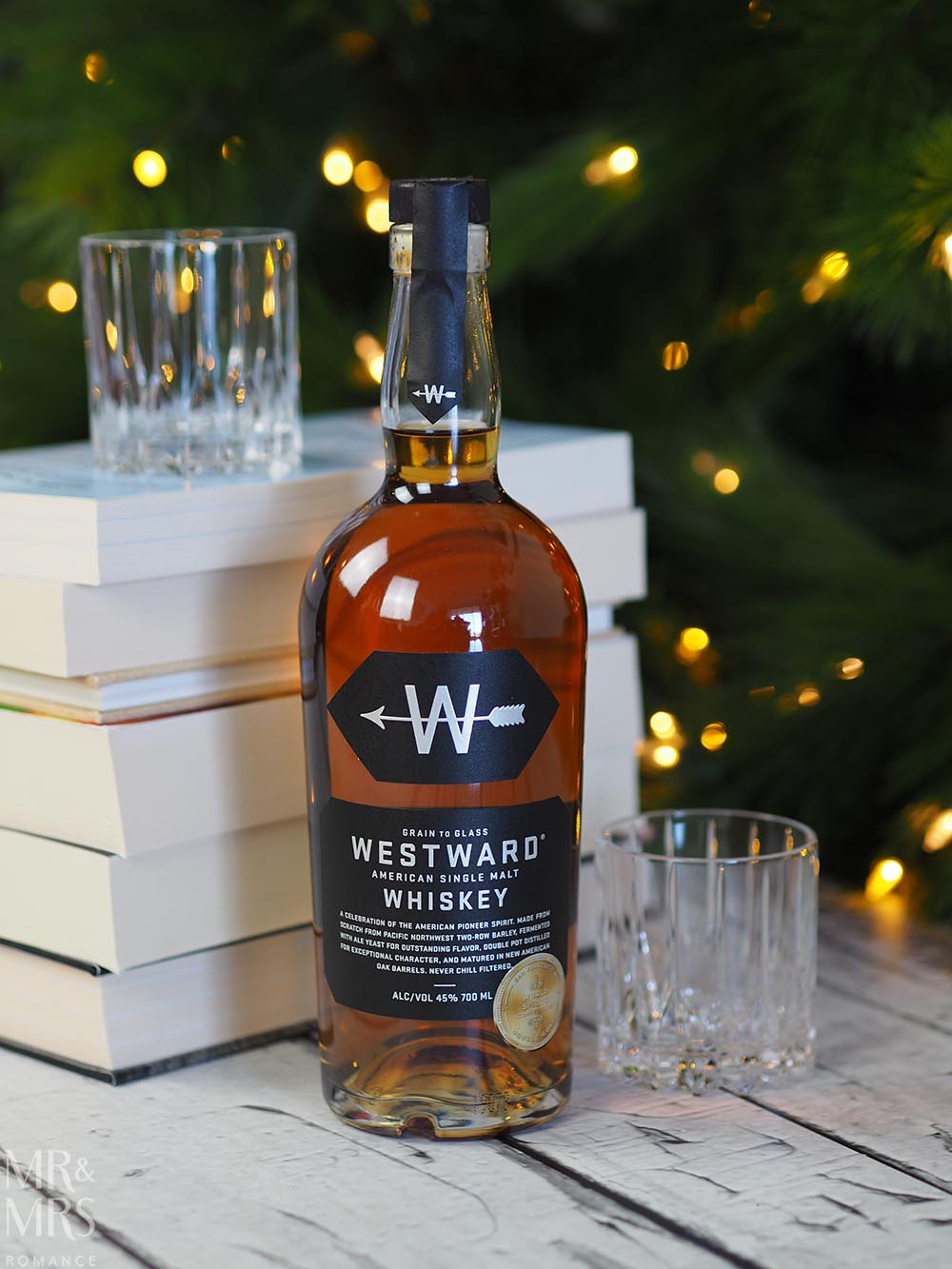 Drinks trends and innovations - Westward Whiskey