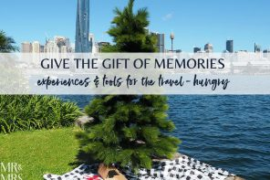 Get Ready to Get Away – travel gift guide for Christmas