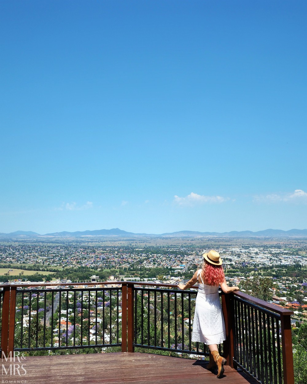 Oxley Lookout, Tamworth