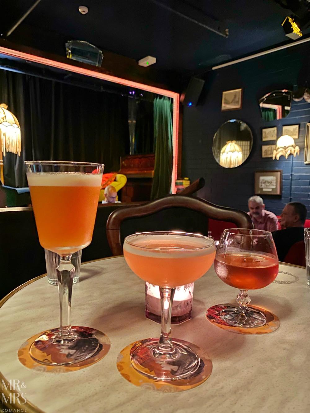 Dulcies cocktail bar, Kings Cross