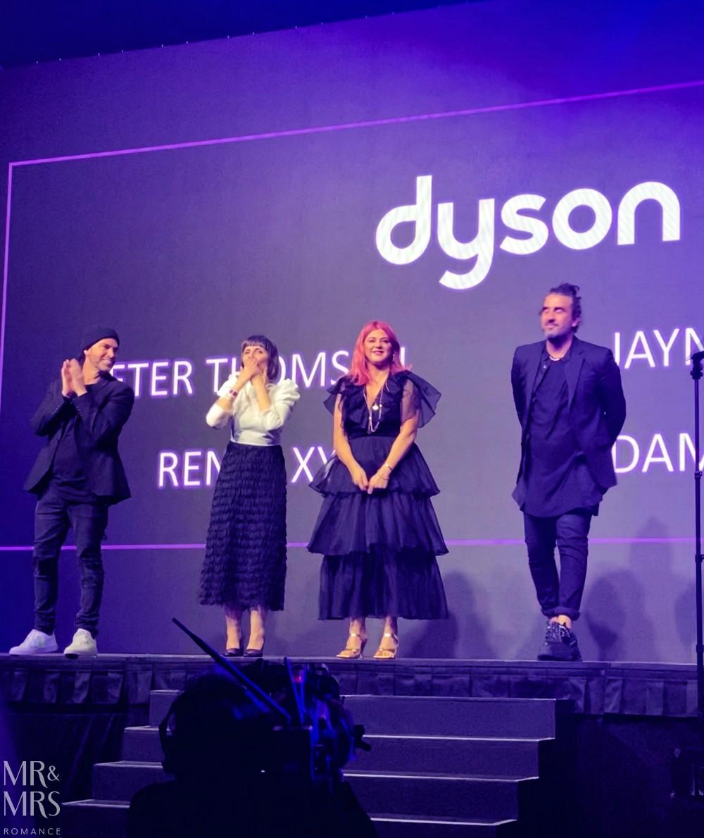 Dyson team at AFHA 2020