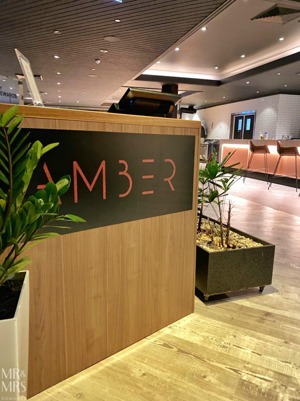 Amber Restaurant, Sydney