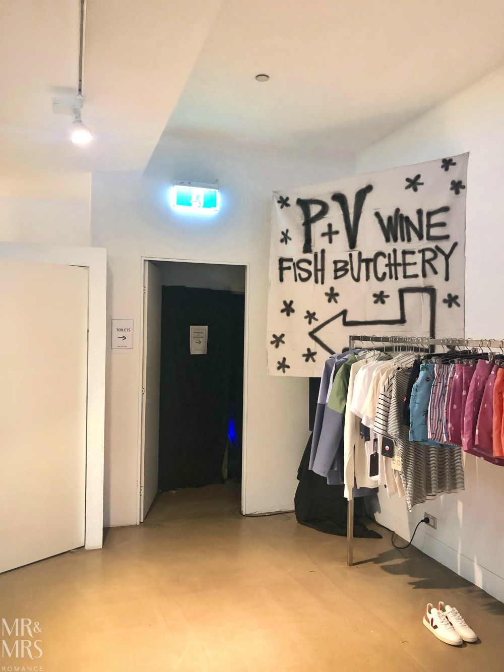 Rack Off P&V Wines X Fish Butchers