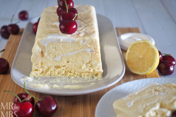 Lemon Meringue Semifreddo Recipe