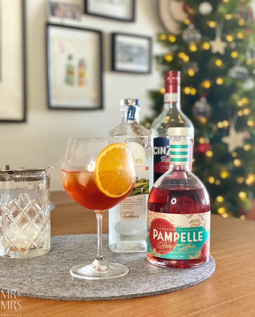 New drinks for summer - Pampelle