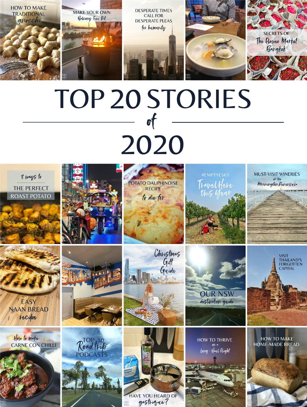 2020 in 20 stories
