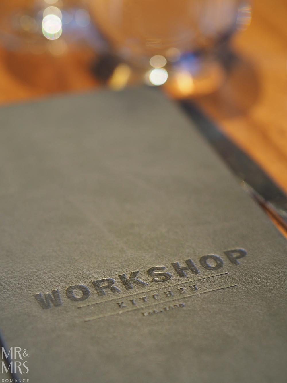 Workshop Kitchen at Powerhouse Hotel Tamworth - best steak in Australia