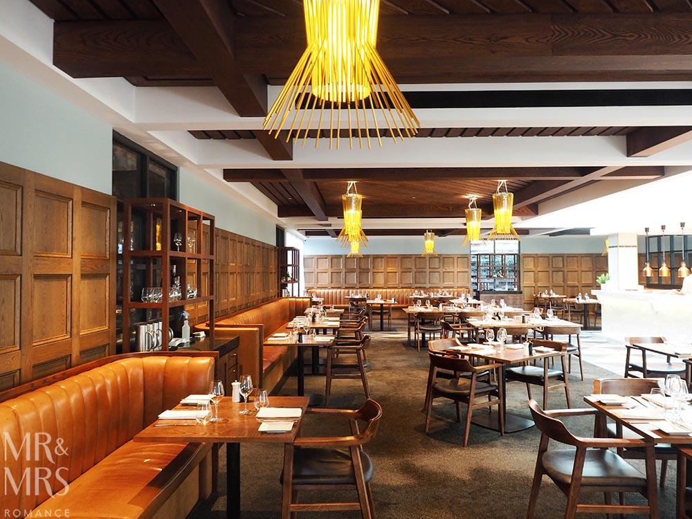 Workshop Kitchen at Powerhouse Hotel Tamworth - best steak in Australia - restaurant floor