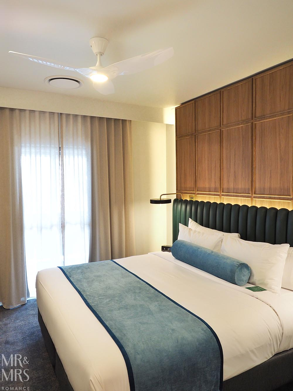 Where to stay in Tamworth NSW - Powerhouse Hotel Tamworth by Rydges - bedroom