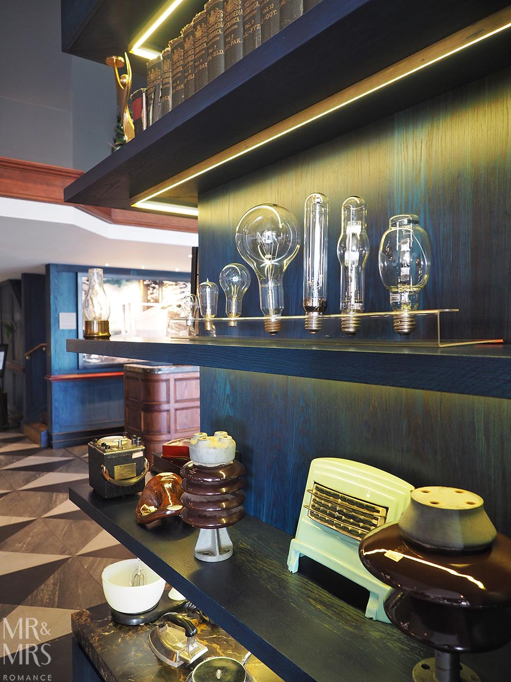 Where to stay in Tamworth NSW - Powerhouse Hotel Tamworth by Rydges - lobby display