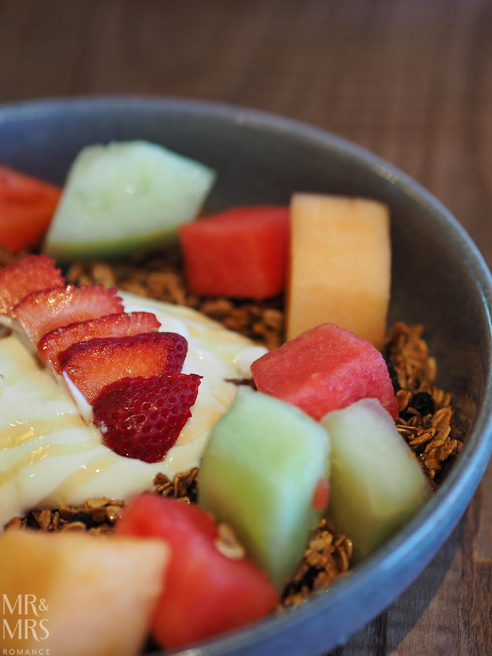 Where to stay in Tamworth NSW - Powerhouse Hotel Tamworth by Rydges - Workshop Kitchen granola