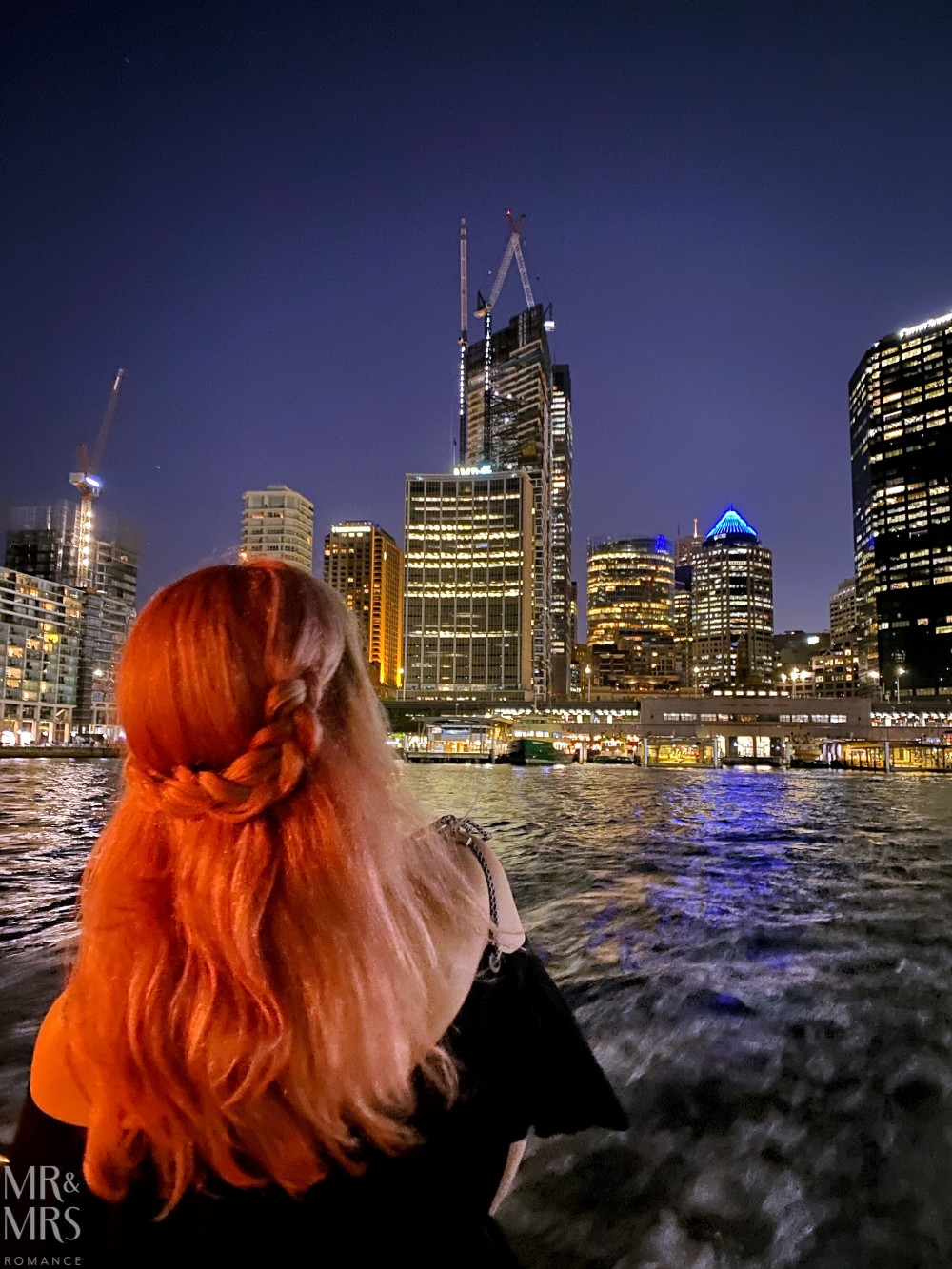 Panorama Lounge Bar InterContinental Hotel Sydney - Christina and the city