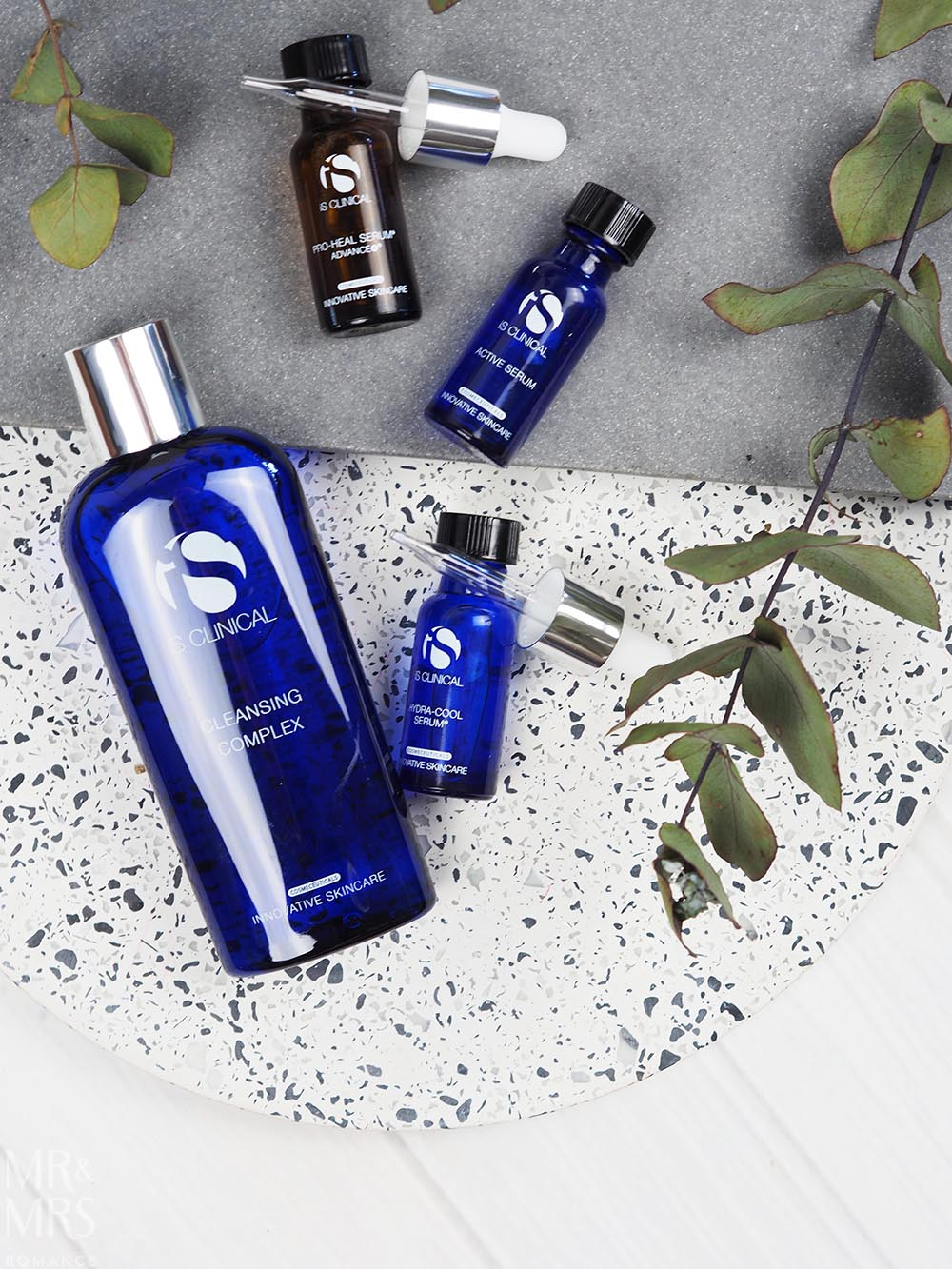 Skincare for Men - IS Clinical products