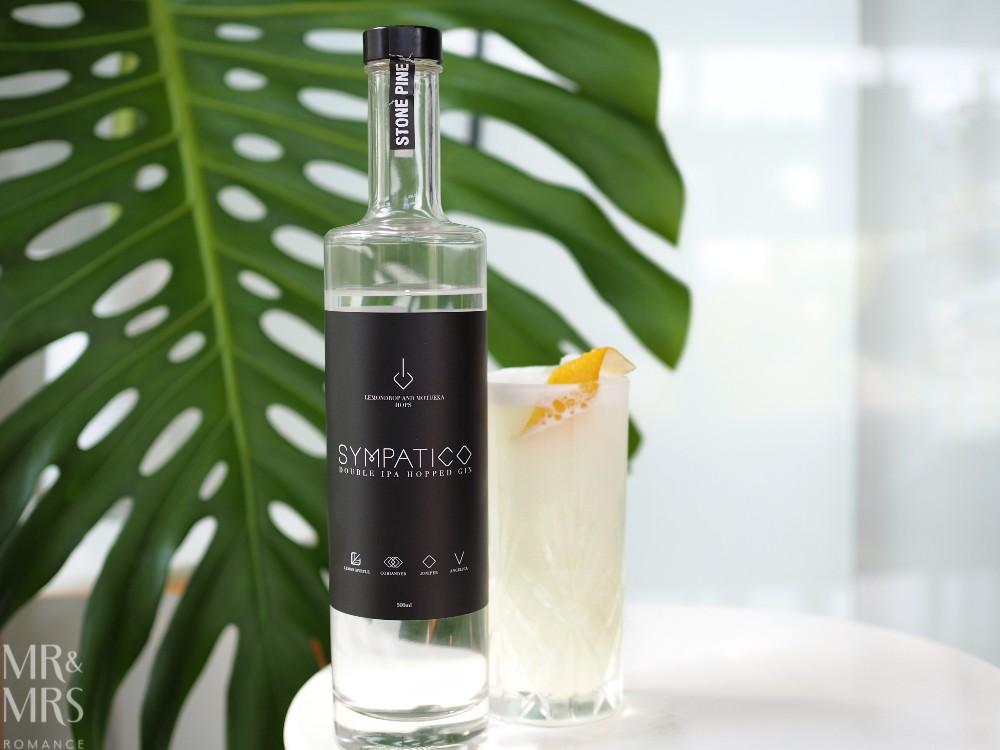 Stone Pine Distillery Sympatico gin