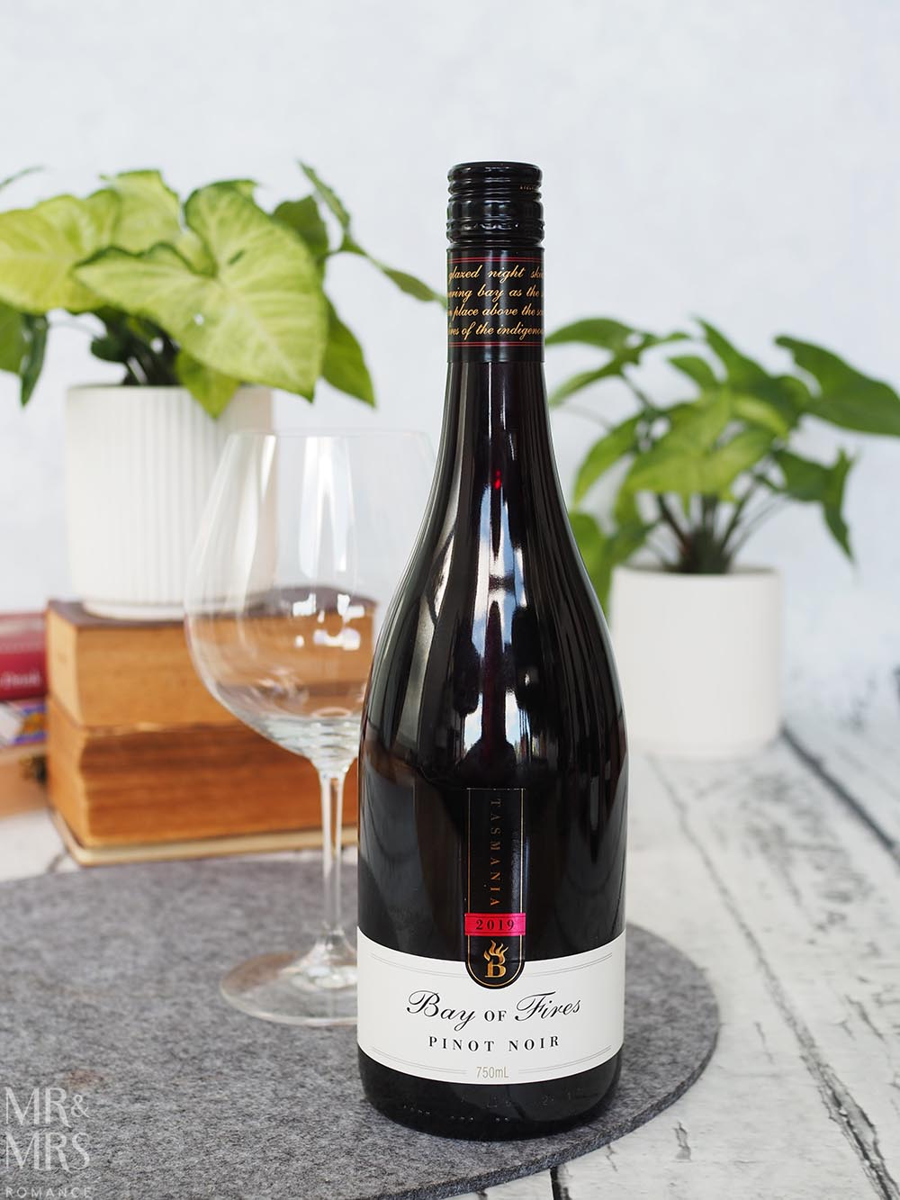 Bay of Fires Winery 2020 release - Pinot Noir 2019