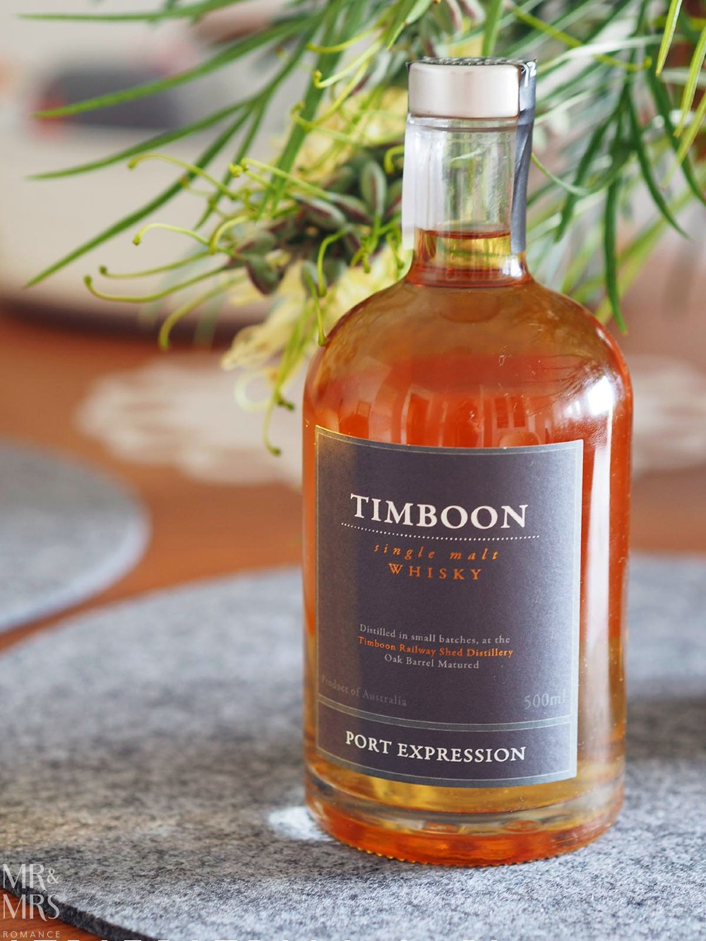 Timboon Railway Shed Distillery Port Expression single malt whisky