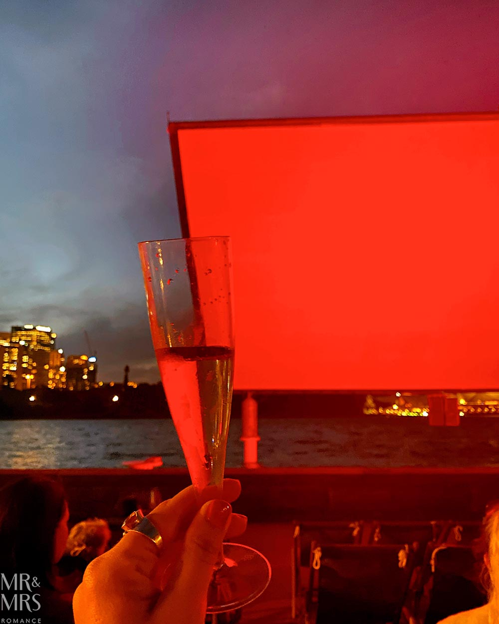 Open Air Cinema and Croser Sparkling