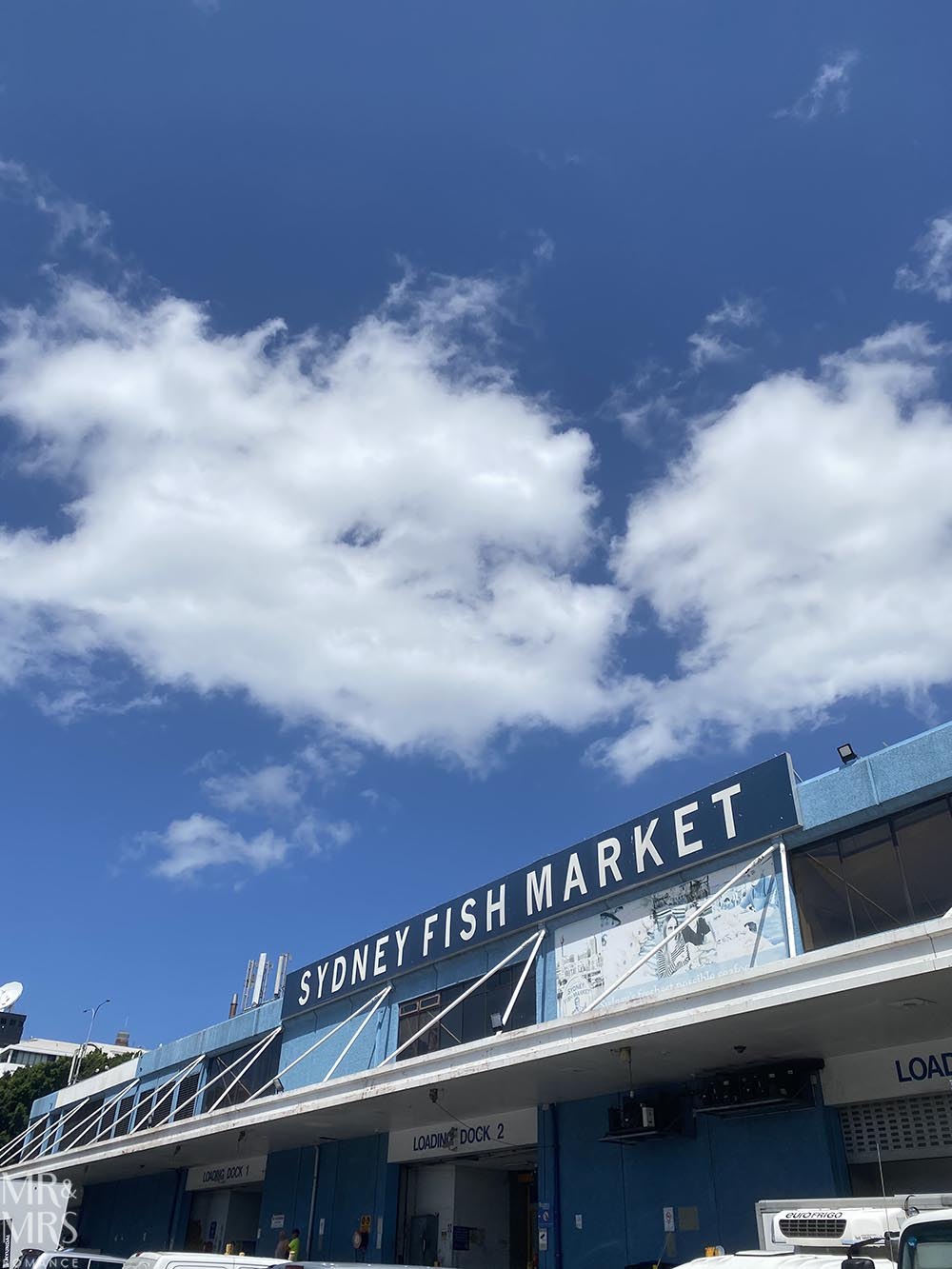 Sydney Fish Markets