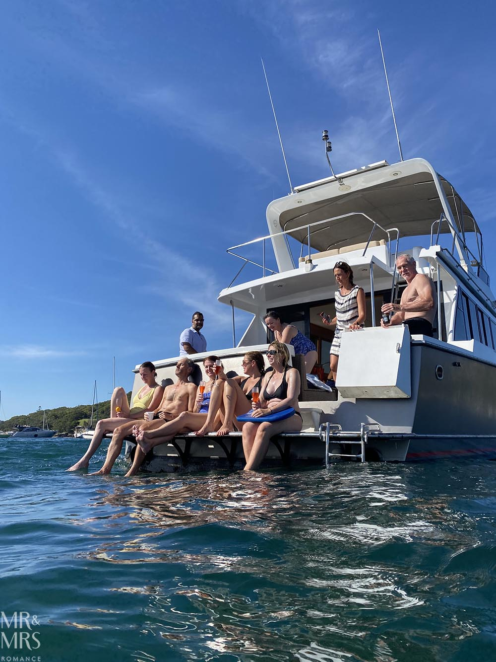 TravMedia boat