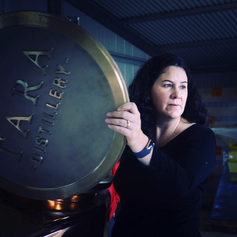 International Women's Day - Alarna Doherty Tara Distillery