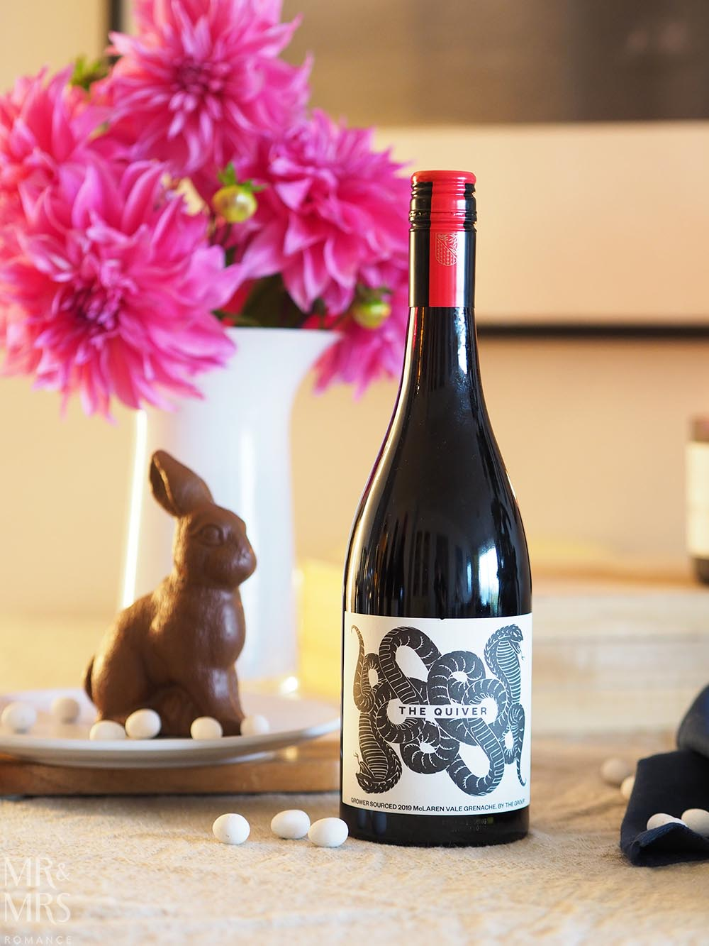 Wine for Easter - The Group Wine Co The Quiver Grenache