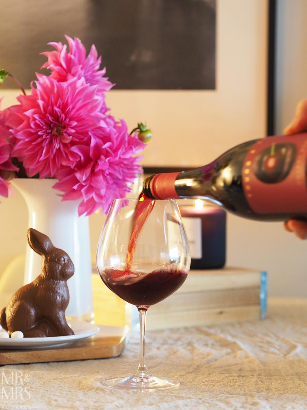 Wine for Easter - French Pinot Noir