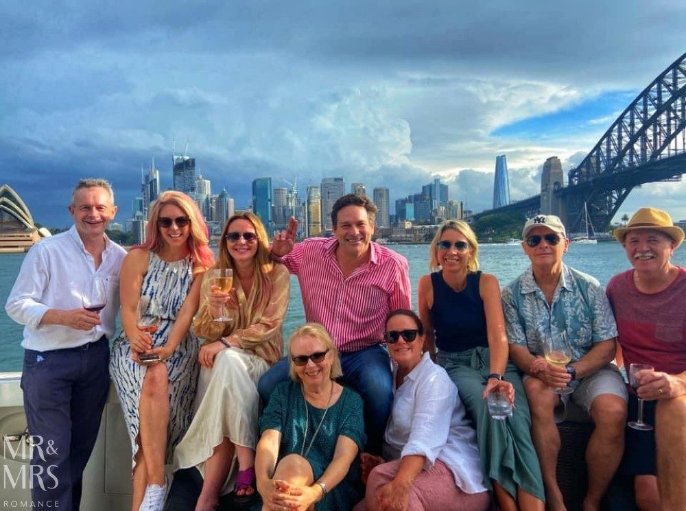ASTW and TravMedia cruise
