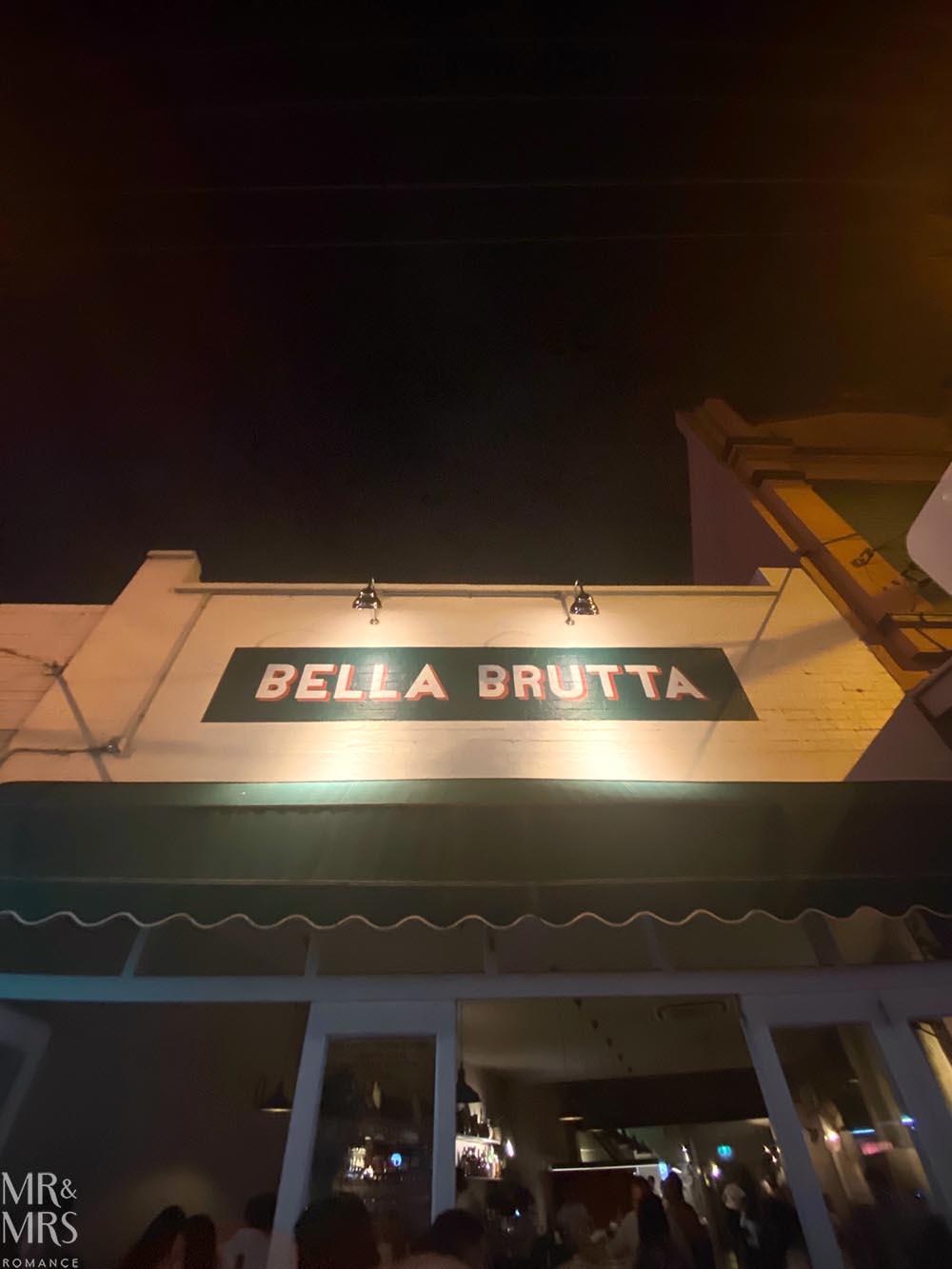 Bella Bruta, Newtown