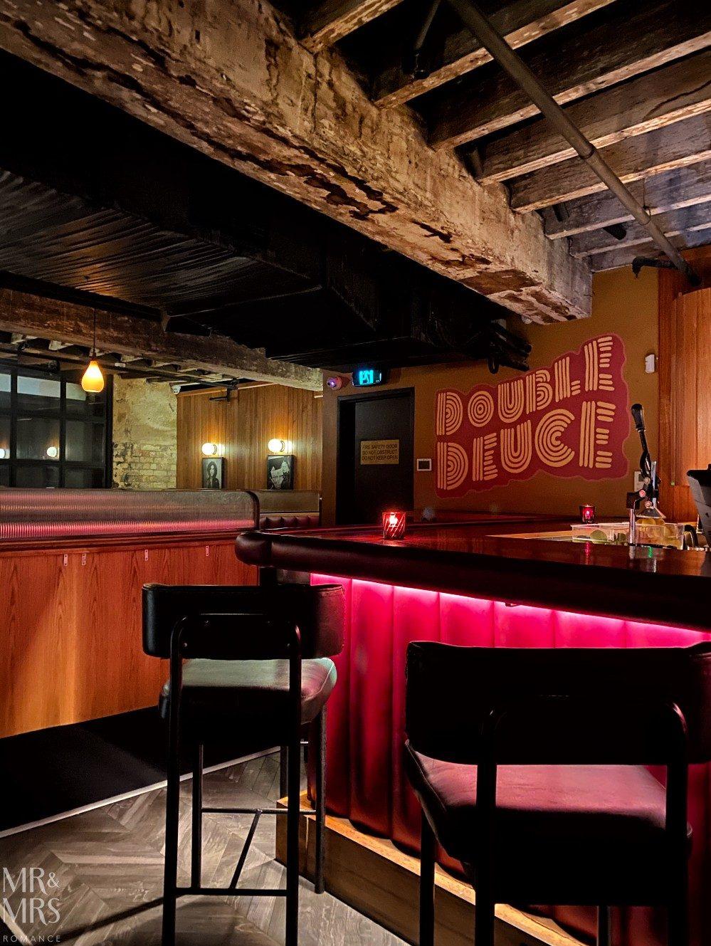 Double Deuce Lounge, Sydney
