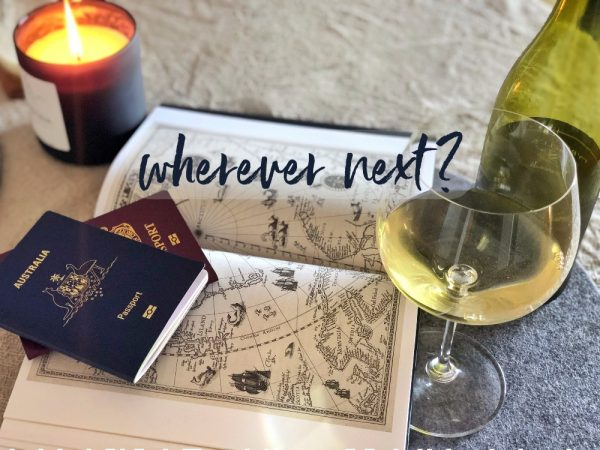 Wine & Wisdom interview - Heidi Dening asks us whether the travel industry will ever bounce back