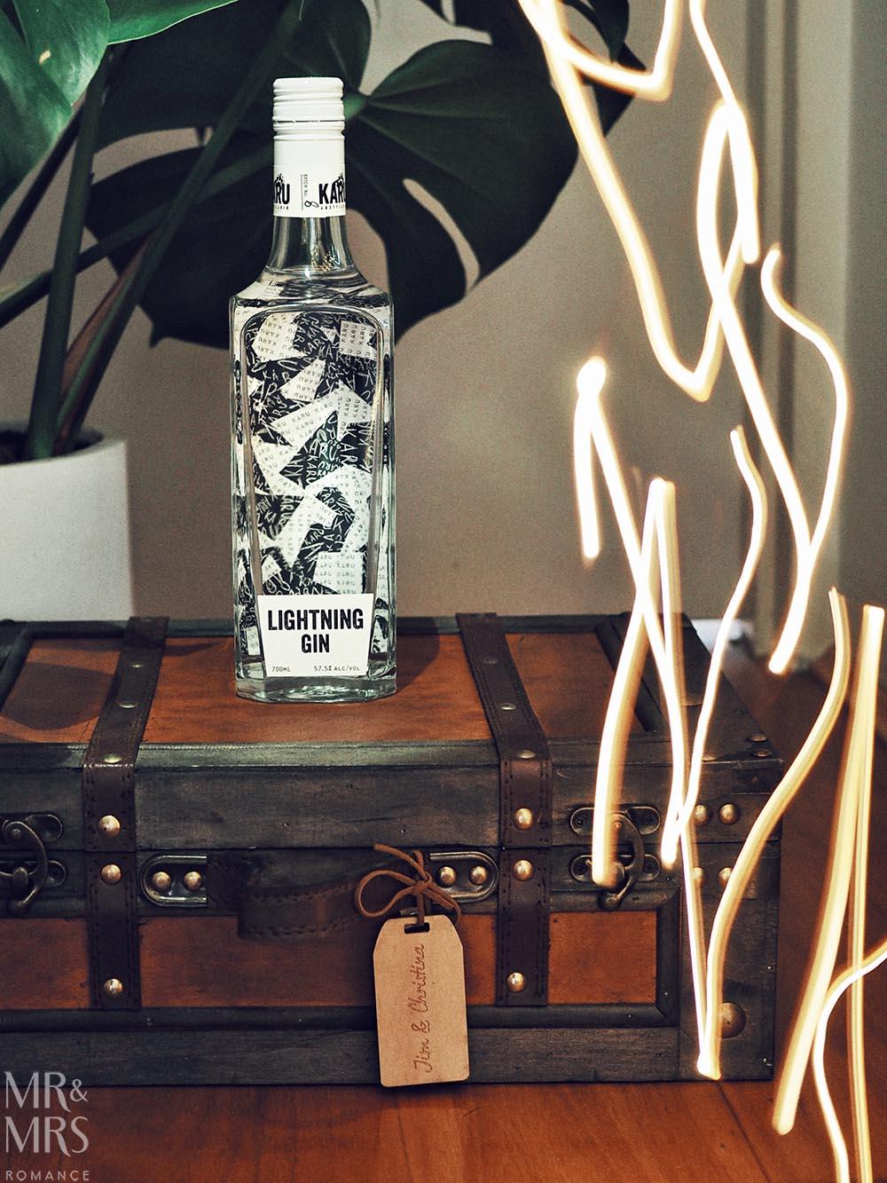 Lightning Gin Karu Distillery