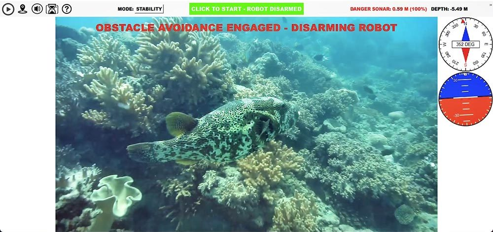Teleportal drive your own underwater drone on the Great Barrier Reef - close encounter