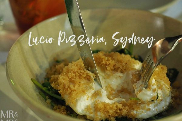 Lucio Pizzeria Sydney