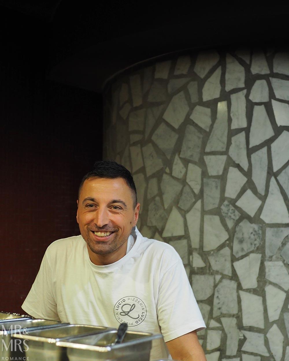Lucio Pizzeria Sydney - Lucio De Falco