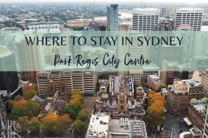 Retro stay in Sydney's City Centre – Park Regis hotel review