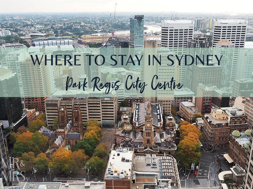 Park Regis City Centre Sydney hotel review