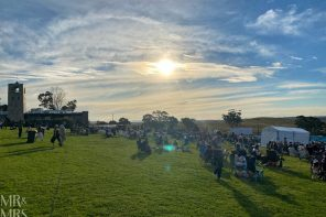 Pub lunches, posh dinners and A Day on the Green in the Hunter Valley