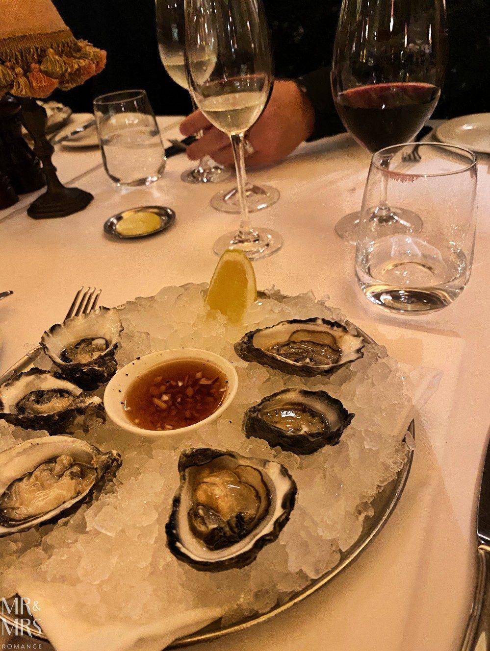 Weekly Edition - Felix restaurant, Sydney