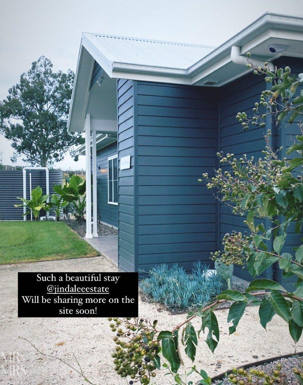 Weekly Edition - Aldora Cottage Jinalee Estate Hunter Valley