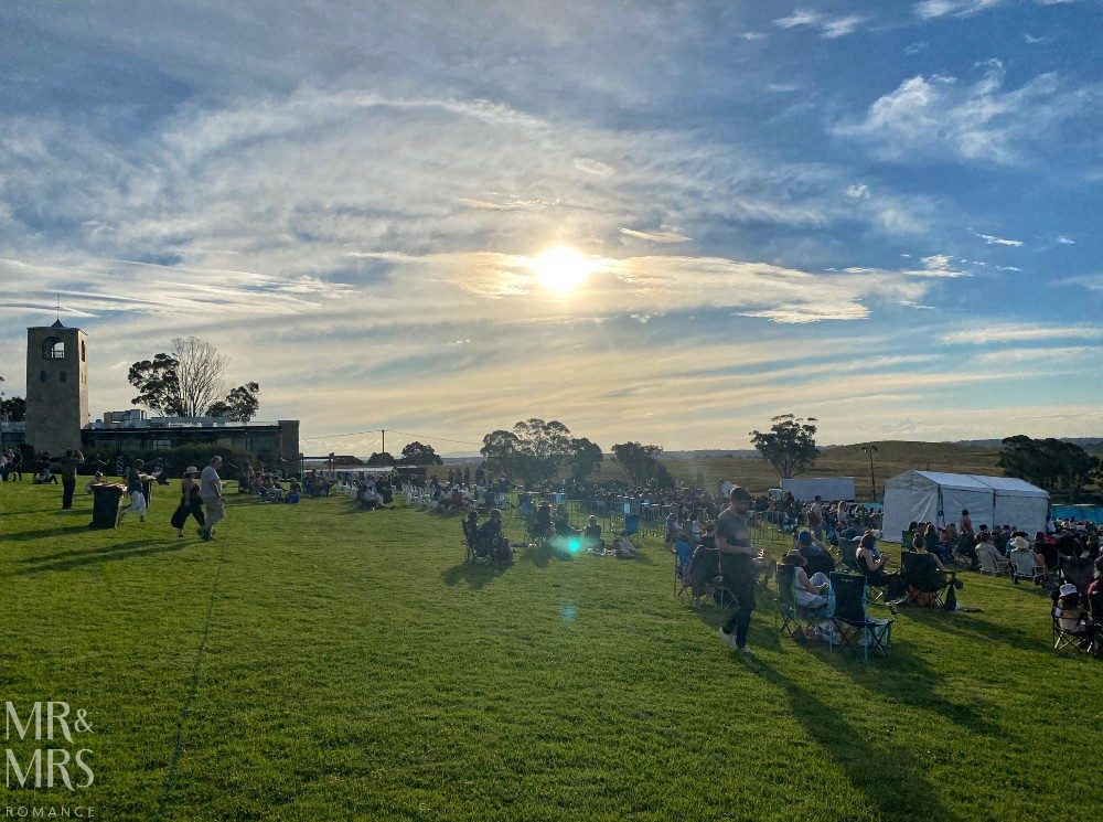 Weekly Edition - Day on the Green, Hunter Valley - Ben Folds